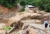 Yên Bái: Chủ tịch tỉnh họp khẩn trong đêm giữa 'điểm nóng' mưa lũ