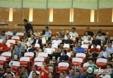 Thủ tướng Nguyễn Xuân Phúc dự khán trận U23 Việt Nam - Oman trên sân Mỹ Đình