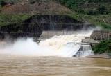 13 giờ ngày 3/9, mở 1 cửa xả đáy hồ Sơn La và 1 cửa xả đáy hồ Hòa Bình