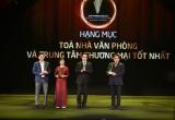 Giải thưởng Quốc gia BĐS Việt Nam công bố Tòa nhà văn phòng tốt nhất 2018