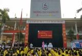 """Hà Nội: Tưng bừng """"Ngày hội sách và học tập trải nghiệm"""" tại trường THCS Giảng Võ"""