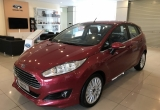 Ford Việt Nam dừng sản xuất Ford Fiesta