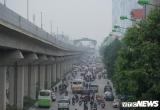 Đường sắt 20.000 tỷ đồng sắp hoạt động vẫn nhếch nhác giữa Thủ đô