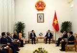 Phó Thủ tướng Vũ Đức Đam dự lễ kỷ niệm của Hội Chữ thập đỏ Việt Nam
