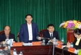 Phó Thủ tướng Vương Đình Huệ làm việc tại Nghệ An về xây dựng nông thôn mới
