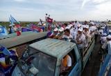 Campuchia nóng ngay trong ngày đầu vận động tranh cử