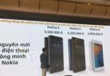 Nokia chính thức tung 3 smartphone giá chỉ từ 2,99 triệu đồng