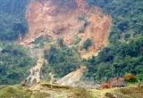 Rút giấy phép khai thác mỏ vàng xã Phì Nhừ, huyện Điện Biên Đông (Điện Biên)