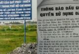 Vụ thu hồi đất có dấu hiệu trái luật tại phường Hiệp Thành: UBND TP Hồ Chí Minh có 'đứng ngoài cuộc'?