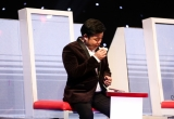 Sân khấu ngập tràn nước mắt  của Quang Lê, Ngọc Sơn khi Thành Long  hát ca khúc 'Đạo làm con'