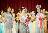 Người đẹp Lê Tuyết Hạnh đăng quang Queen Mrs Vietnam Universe Pageant 2018 tại Đài Loan
