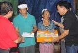 Vinamilk hỗ trợ người dân Hà Tĩnh và Quảng Bình 2 tỷ đồng