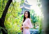 'Thiên thần' tuổi 18 Hải Phòng đang 'sốt' trên mạng xã hội