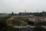 Một doanh nghiệp ngang nhiên san lấp hàng nghìn m2 đất nông nghiệp trái phép tại Vĩnh Phúc