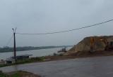 Hà Nội: Bến chui, cát tặc, xe quá tải hoành hành tại Gia Lâm