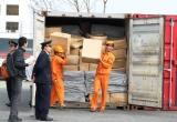 Hai container chứa tiền chất ma tuý cực độc bị bỏ tại cảng Hải Phòng