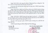 Vụ cán bộ xã Chu Phan hành hung người dân: Huyện Mê Linh đang khẩn trương giải quyết vụ việc