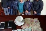 Thái Bình: Triệt phá sới bạc thu giữ gần 100 triệu đồng