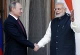 Nga, Ấn Độ tăng cường hợp tác năng lượng và quân sự
