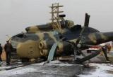 Trực thăng chiến đấu Mi-8 rơi tại Mông Cổ, 10 người thương vong