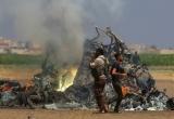 Trực thăng Nga bị bắn rơi ở Syria, 5 người thiệt mạng