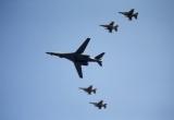 Mỹ điều máy bay ném bom B-1 đến Hàn Quốc, 'dằn mặt' Triều Tiên