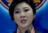 Rắc rối vụ kiện của cựu Thủ tướng Yingluck Shinawatra