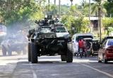 Trực thăng, xe bọc thép Philippines dồn dập đổ về Marawi