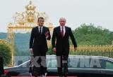 Quan hệ Nga-Pháp: Vượt qua rào cản
