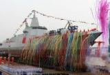 Trung Quốc ra mắt tàu khu trục mới