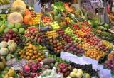 """Tràn ngập trái cây Trung Quốc """"đội lốt"""" hàng Việt"""