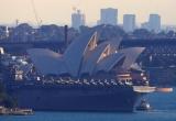 Mỹ và Australia tiến hành tập trận chung lớn nhất