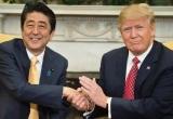 Thủ tướng Nhật Bản liên tiếp điện đàm với Tổng thống Mỹ về Triều Tiên