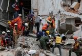 Mexico để quốc tang ba ngày sau động đất 7,1 độ Richter