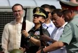 Nga tuyên bố tiếp tục cung cấp vũ khí cho Philippines