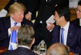 Thủ tướng Nhật thăm Mỹ