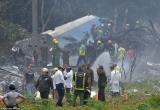 Hiện trường vụ rơi máy bay tại Cuba, 101 người thiệt mạng