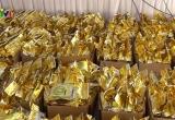 Malaysia thu giữ số ma túy lớn nhất lịch sử