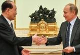 Ông Putin mời ông Kim Jong-un thăm Nga vào tháng 9