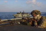 Video: Quân đội Nga tập trận rầm rộ trên biển Địa Trung Hải gần Syria