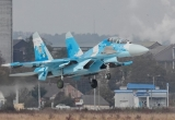 Rơi máy bay khi tập trận ở Ukraine, hai phi công thiệt mạng