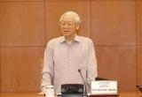Tổng Bí thư, Chủ tịch nước Nguyễn Phú Trọng: Dứt khoát không đưa vào quy hoạch những người có biểu hiện suy thoái