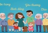 Thí điểm 'Bộ tiêu chí ứng xử trong gia đình' tại 12 tỉnh, thành
