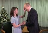 Ông Putin dành cuộc trả lời phỏng vấn đặc biệt cho cô gái khiếm thị