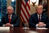 Ông Trump buộc Bộ trưởng Quốc phòng nghỉ việc ngay lập tức vì tức giận