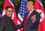 Ông Kim Jong-un gửi thư cho Tổng thống Trump