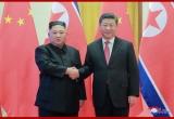Hình ảnh ấn tượng của ông Kim Jong-un trong chuyến thăm Trung Quốc