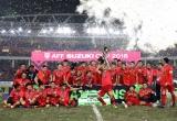 Bóng đá Việt Nam căng tràn thăng hoa