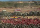 Venezuela tập trận quân sự lớn nhất trong lịch sử giữa bão khủng hoảng