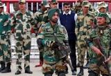 Lính Ấn Độ và Pakistan đấu súng tại biên giới